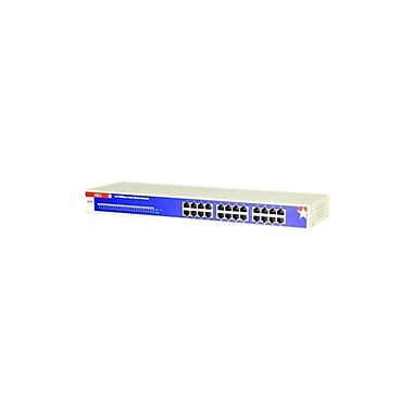 Amer Networks 24PO Ethernet Rackable Switch