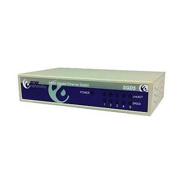 Amer Networks 8-Port POE Ethernet Switch