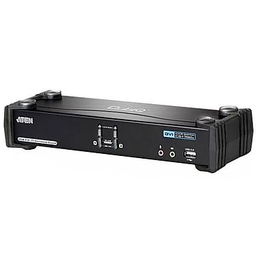 Aten® 2 Port-USB Dual-Link DVI KVMP Switch