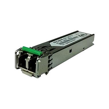 Amer – Émetteur-récepteur Mini-GBIC ZX à fibre optique monomode, 1 port