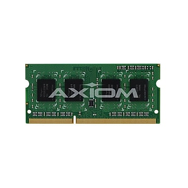 Axiom 8GB DDR3 SDRAM 12800MHz (PC3 12800) 204-Pin SoDIMM (0A65724-AX) for ideapad Y500