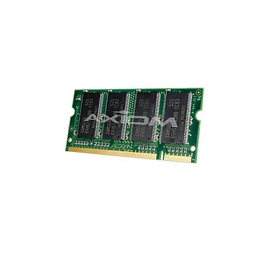 Axiom 1GB DDR SDRAM 333MHz (PC 2700) 200-Pin SoDIMM (91.49V29.004-AX) for Micron