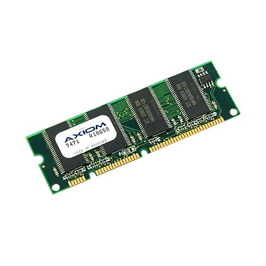 Axiom 32GB DDR3 SDRAM 1066MHz (PC3L 8500) 240-Pin DIMM (AXCS-M332GD32L) for UCS M2 Blade