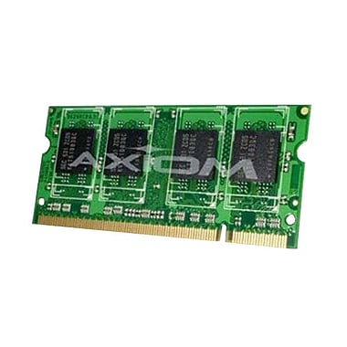Axiom – Mémoire DDR SDRAM de 4 Go 667 MHz (PC2 5300) SoDIMM à 200 broches (TP667/4G-AX) pour ThinkPad T61P