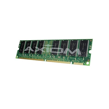 Axiom – Mémoire DDR2 SDRAM de 512 Mo 400 MHz (PC 3200) DIMM à 144 broches (ACE483A-AX)