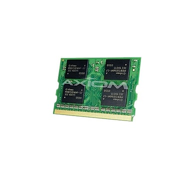 Axiom – Mémoire DDR SDRAM de 256 Mo 333 MHz (PC 2700) MicroDIMM à 172 broches (CF-BAU0256U-AX) pour Toughbook W2