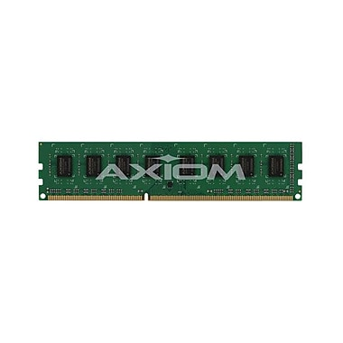 Axiom 8GB DDR3 SDRAM 1333MHz (PC3 10600) 240-Pin DIMM (AX31333E9Z/8G) for Intel S5500HCV
