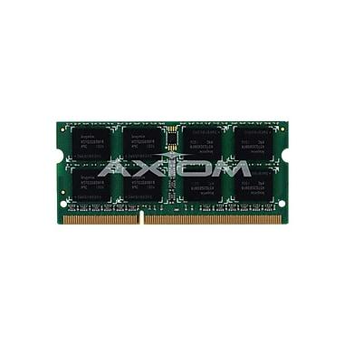 Axiom – Mémoire DDR3 SDRAM de 4 Go 1333 MHz (PC3 10600) SoDIMM à 204 broches (PA3918U-1M4G-AX) pour Qosmio F750