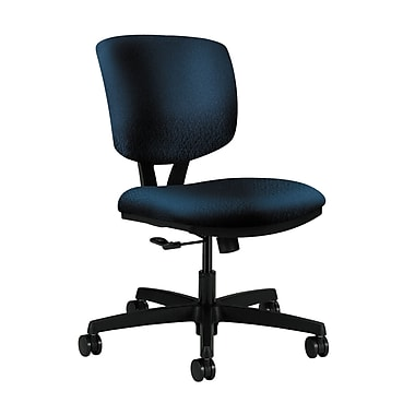 HON Volt Fabric Computer and Desk Office Chair, Armless, Mariner (HON5721HNT90T)