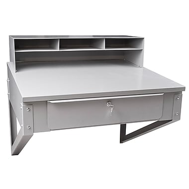 Kleton Wall Mounted Shop Desk