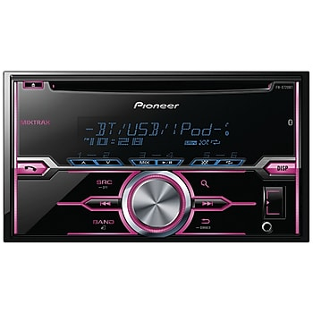 Pioneer FH-X720BT 2-DIN CD Receiver