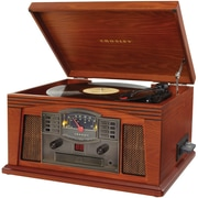 Crosley Radio CR42C Lancaster Musician Entertainment Center, Paprika