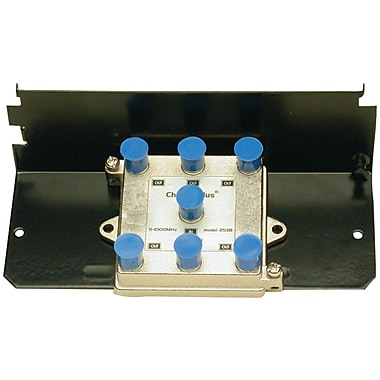 Linera Open House Products 6-Way TV Splitter Hub (OHSH806)