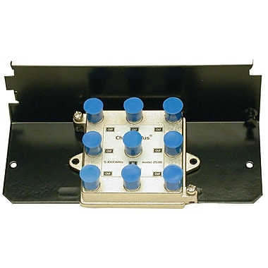 Linera Open House Products 8-Way TV Splitter Hub (OHSH808)