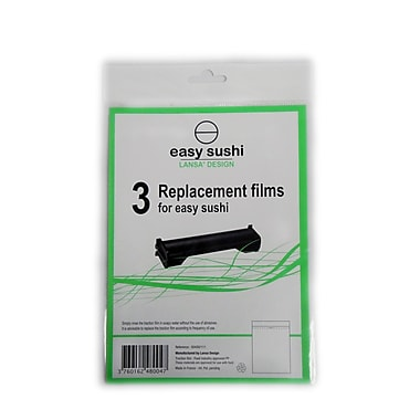 Easy Sushi - Films de traction de rechange, paq./3