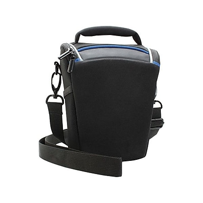 USA Gear Top-loading GRQLQTL100BKEW Digital SLR Camera Bag