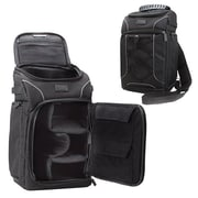 USA Gear Professional GRSLS15100BKEW SLR Camera Sling Backpack