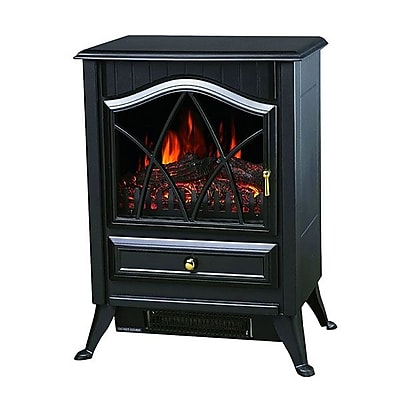 World Marketing Comfort Glow Ashton Electric Stove,