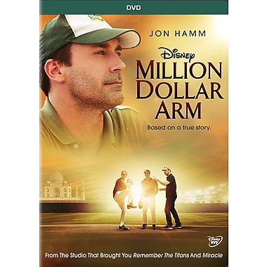 Million Dollar Arm (DVD)