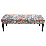 Sole Designs Willard Cotton Bench