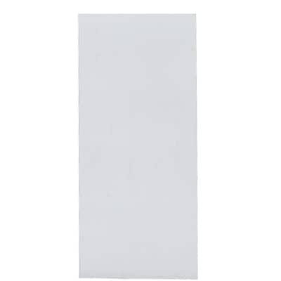 JAM Paper® Cello Sleeves with No Flap, #10 Policy, 4 5/16 x 9 5/8, Clear, 1000/carton (NUM10CELLONOFLP)