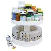 Bios Living – Carrousel rotatif pour médicaments