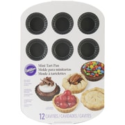 Wilton® 12 Cavity Mini Tart Pan