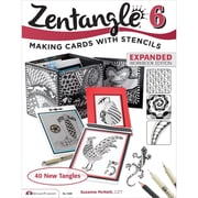 Design Originals Zentangle 6 Expanded Workbook Edition