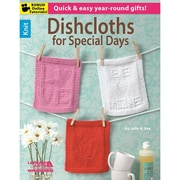 """Leisure Arts® """"Dishcloths for Special Days"""" Book"""