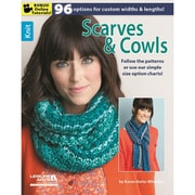 "Leisure Arts® ""Scarves & Cowls: Knit"" Book"