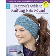 "Leisure Arts® ""Beginner's Guide to Knitting in the Round"" Book"