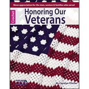 "Leisure Arts® ""Honoring Our Veterans"" Book"