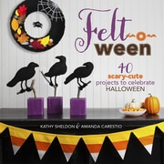 "Sterling Publishing ""Felt-o-ween"" Book"