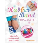 """Ryland Peters & Small """"Rubber Band Bracelets: 35 Colorful Projects.."""" Book"""