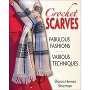 "STACKPOLE BOOKS ""Crochet Scarves"" Book"