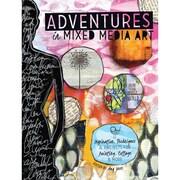 "F&W Media ""Adventures In Mixed Media Art"" Book"