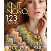 "Sterling Publishing ""Knit Noro 1 2 3 Skeins"" Book"