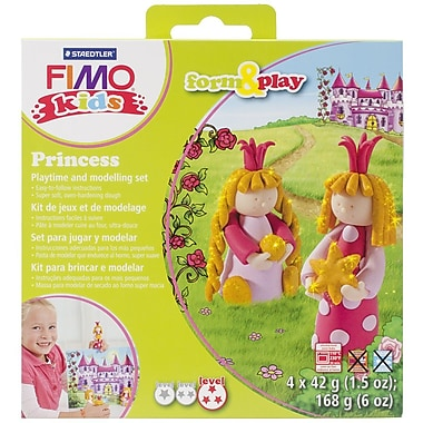 Staedtler® Fimo Kids Form and Play Set, Princess