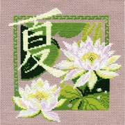 RIOLIS Summer Counted Cross Stitch Kit, Multicolor