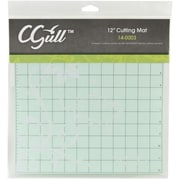 C Gull Silhouette Style Cutting Mat, 12 inch x 12 inch  by