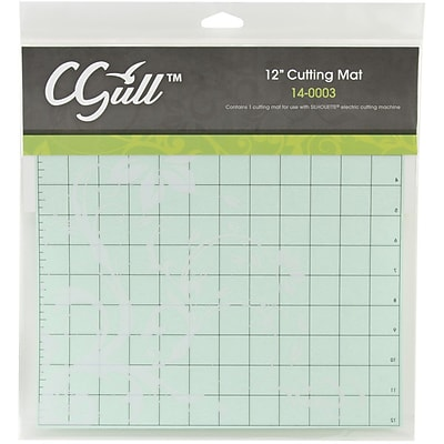 C-Gull™ Silhouette Style Cutting Mat, 12