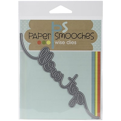 Paper Smooches Die, Get Well