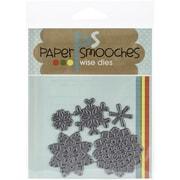 Paper Smooches Die, Snowflakes