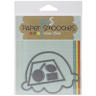 Paper Smooches Die, Cupcake