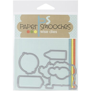 Paper Smooches Duet Die, Smarty Pants