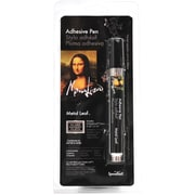"Speedball Art Products® Mona Lisa™ Adhesive Pen With Simple Leaf, 5 1/2"" x 2 1/4"", Silver"