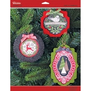 Jolees Christmas Felt Ornament Kit