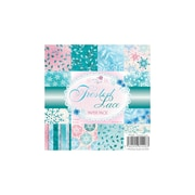 "Wild Rose Studio Ltd. Paper Pack, Frosted Lace, 6"" x 6"""