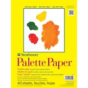 "Strathmore® 41 lbs. Palette Paper Pad, 9"" x 12"""