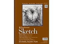 Strathmore® 60 lbs. Sketch Paper Pad, 5 1/2' x 8 1/2'